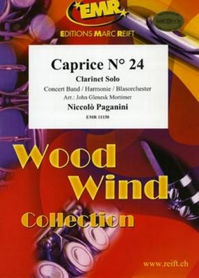 Paganini Niccolo : Caprice #24 (Clarinet Solo)