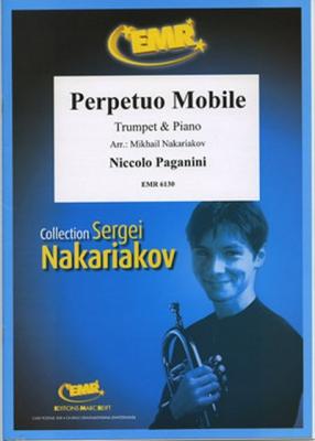Paganini Niccolo : Perpetuo Mobile (Nakariakov)