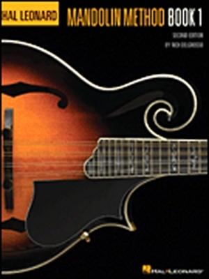 Hal Leonard Mandolin Method Vol.1 Second Edition