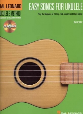Hal Leonard Ukulele Method Easy Songs For Ukulele Cd