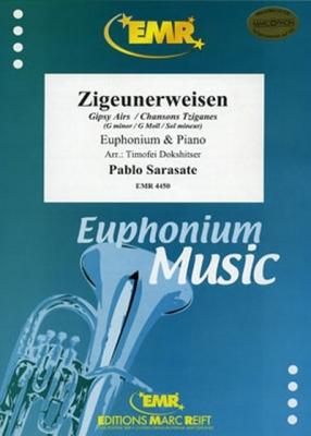 Sarasate Pablo De : Chansons Tziganes (G Minor)