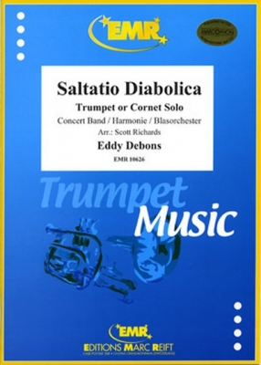 Debons Eddy : Saltatio Diabolica (Cornet Solo)