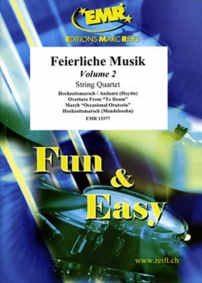 Michel / Naulais : Overture from Te Deum (5)