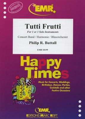 Buttall Philip R. : Tutti Frutti (bassoon solo)