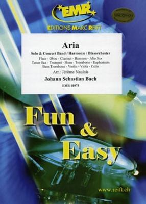 Bach Johann Sebastian : Aria (Oboe Solo)