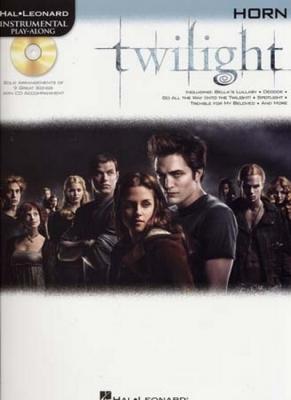 Instrumental Play Along Twilight Horn Cd