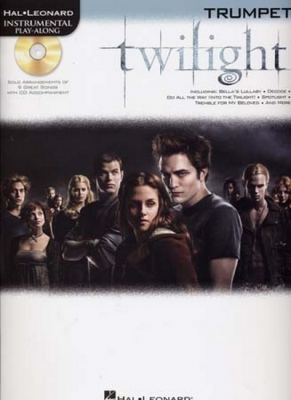 Instrumental Play Along Twilight Trumpet Cd