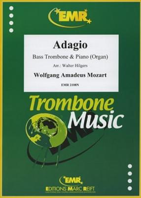 Mozart Wolfgang Amadeus : Adagio KV 580A