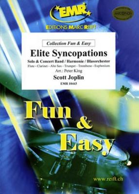 Joplin Scott : Elite Syncopations (Flute Solo)