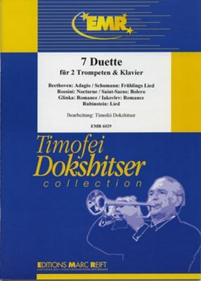 Dokshitser Timofei : 7 Duette