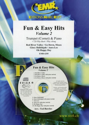 Barclay Ted : Fun and Easy Hits Volume 2 + CD (5)