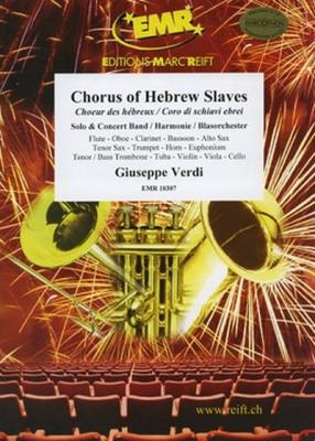 Verdi Giuseppe : Chorus Of Hebrew Slaves (Solo Euphonium)