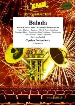 Porombescu Ciprian : Balada (Violin Solo)
