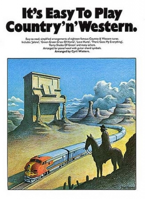 It'S Easy To Play Country 'N' Western Pvg