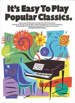 It's Easy To Play Popular Classics