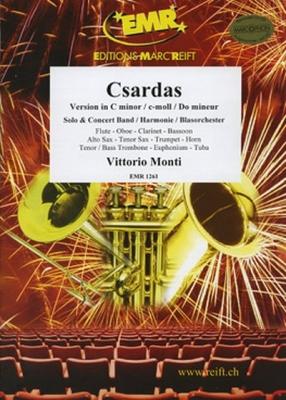 Monti Vittorio : Csardas (in C minor) (Tenor Sax Solo)