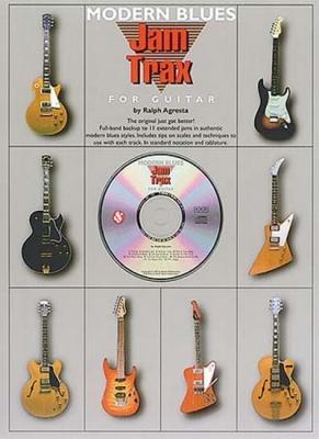 Jam Trax Modern Blues