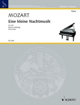 Mozart Wolfgang Amadeus : Little Night Music KV 525