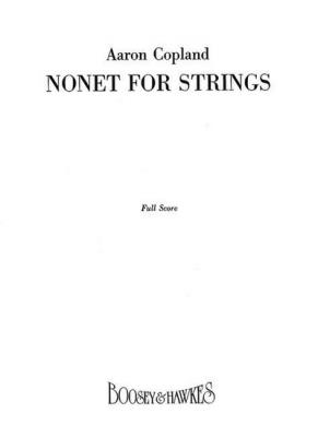 Nonet For Strings