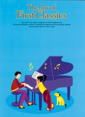 JOY OF FIRST CLASSICS BOOK 1