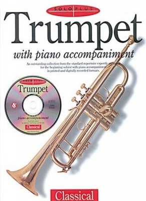 Solo Plus Classical Trumpet Cd