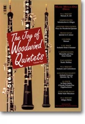 Joy Of Woodwind Quintets