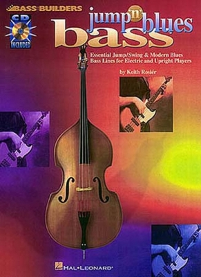 Jump'N'Blues Bass Tab Swing/Modern Blues