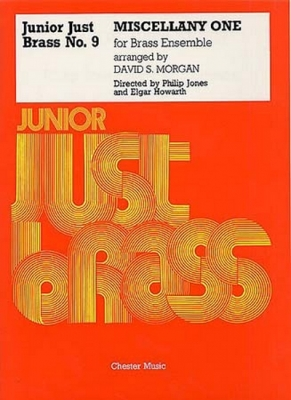 Junior Just Brass No9 Miscellany One Score And Parts