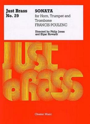Just Brass No29 Sonata Horn Trumpet Trombone
