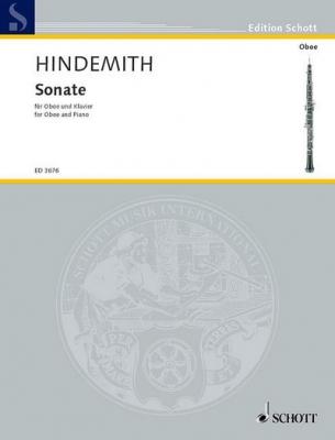 Hindemith Paul : Sonata