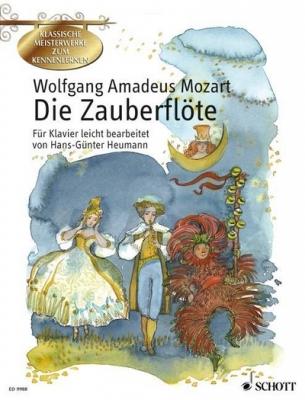 Mozart Wolfgang Amadeus : The Magic Flute K 620