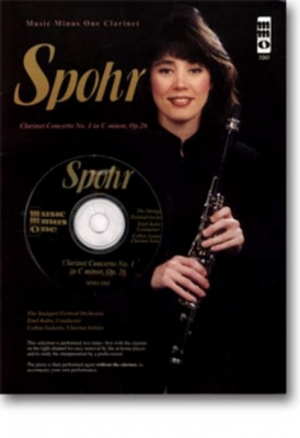 Klarinetten-Konzert Nr. 1 C-Moll Op. 26