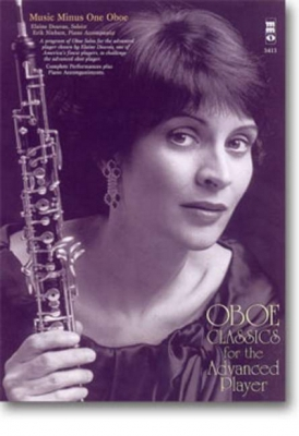 Oboe Classics For The Advanced Player