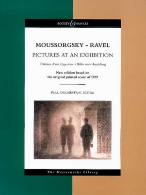 Moussorgsky Modeste : Pictures at an Exhibition