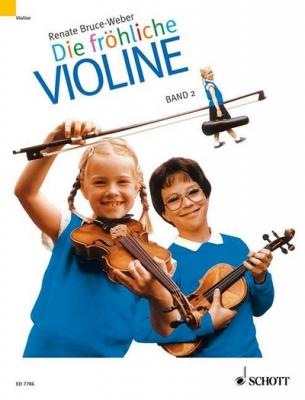 Die Fröhliche Violine Band 2