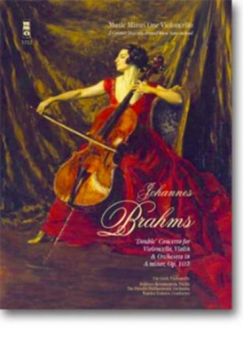 Double Concerto For Violoncello, Violin And Orchestra In A Minor Op. 102