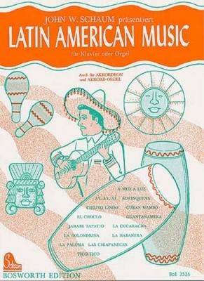 Latin American Music Clavier