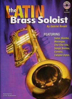 Latin Brass Soloist Gabriel Rosati Cd