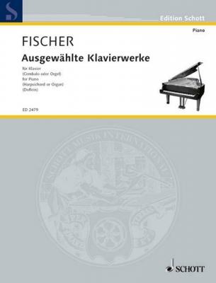 Fischer Johann Caspar Ferdinand : Selected Piano works