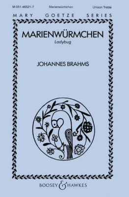 Brahms Johannes : Marienwürmchen / Ladybug o. op.