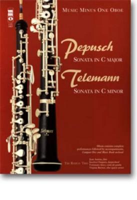 Sonata C-Dur F. Klar. B Telemann, Georg Philipp B - Sonata C-Moll F. Klar. (+Cd)