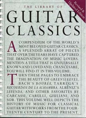 Library Of Guitar Classics
