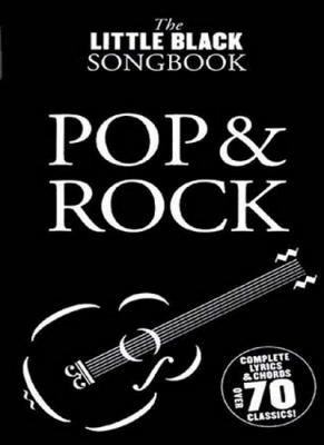 Little Black Book Pop & Rock Over 70 Classics