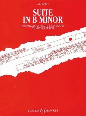 Suite In B Minor Bwv 1067