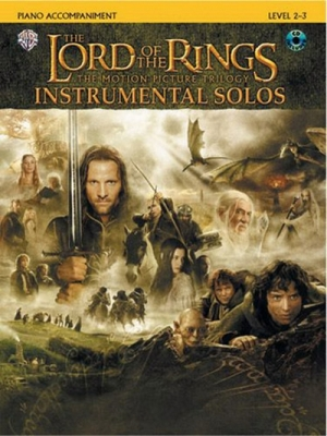 LORD OF THE RINGS + CD PF/ACC
