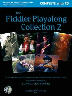 The Fiddler Playalong Collection Vol.2