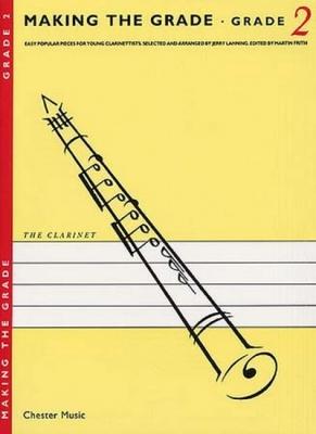 Making The Grade 2 Clarinet/Piano