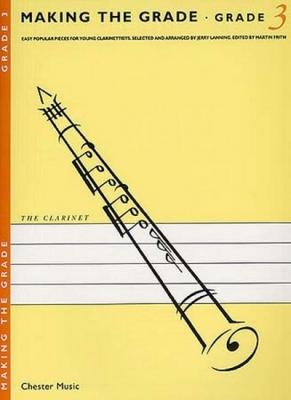 Making The Grade Clarinet Grade 3
