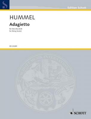 Hummel Bertold : Adagietto op. 75d