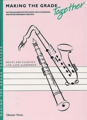 Making The Grade Together Duets Clarinet/Alto Sax